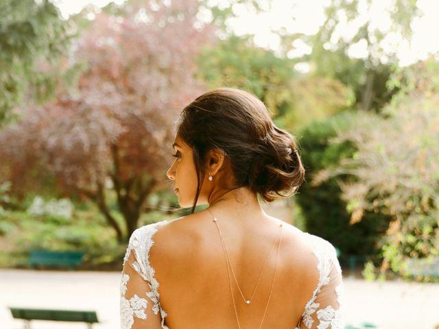 Le mariage de Amir et Chafika à Paris, Paris 52