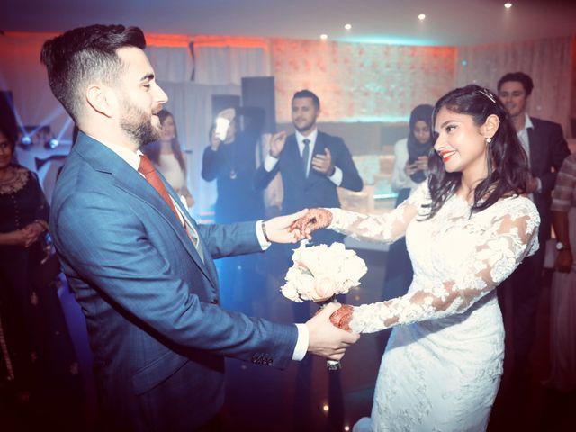 Le mariage de Amir et Chafika à Paris, Paris 55