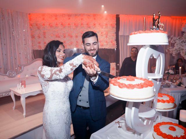 Le mariage de Amir et Chafika à Paris, Paris 61
