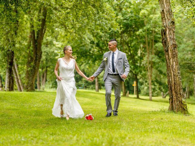 Le mariage de Youri et Marjory à La Côte-Saint-André, Isère 4