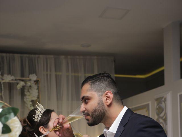Le mariage de Liana et Hrant à Strasbourg, Bas Rhin 6