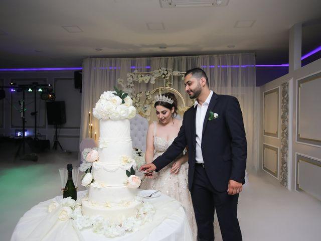 Le mariage de Liana et Hrant à Strasbourg, Bas Rhin 9