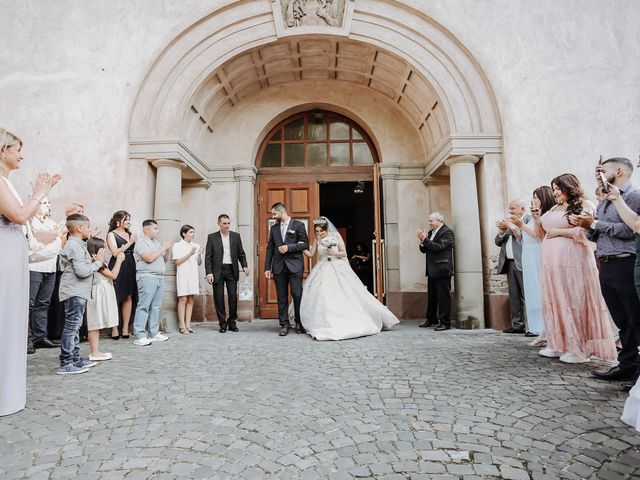 Le mariage de Liana et Hrant à Strasbourg, Bas Rhin 21