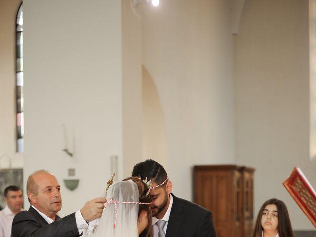 Le mariage de Liana et Hrant à Strasbourg, Bas Rhin 25