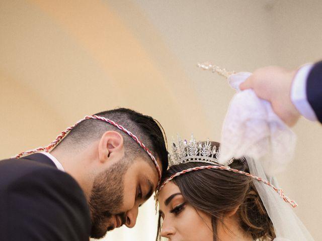 Le mariage de Liana et Hrant à Strasbourg, Bas Rhin 26