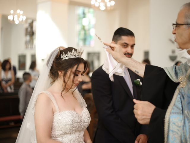 Le mariage de Liana et Hrant à Strasbourg, Bas Rhin 28