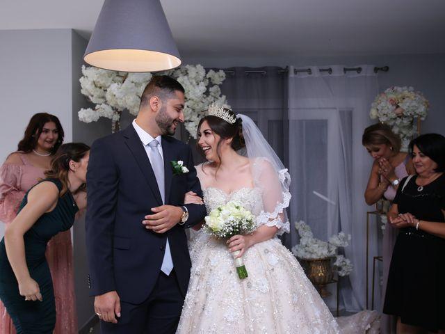 Le mariage de Liana et Hrant à Strasbourg, Bas Rhin 40