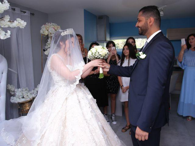 Le mariage de Liana et Hrant à Strasbourg, Bas Rhin 41