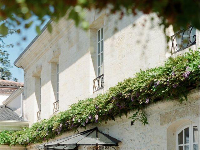 Le mariage de Maxime et Laure à Saint-Médard-d'Eyrans, Gironde 6