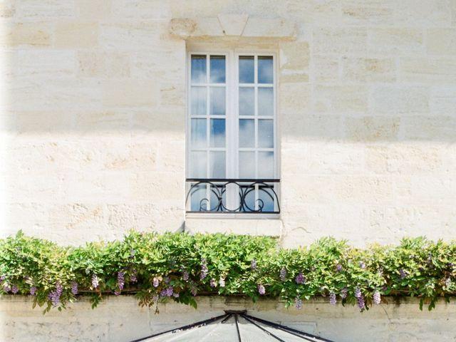 Le mariage de Maxime et Laure à Saint-Médard-d'Eyrans, Gironde 7