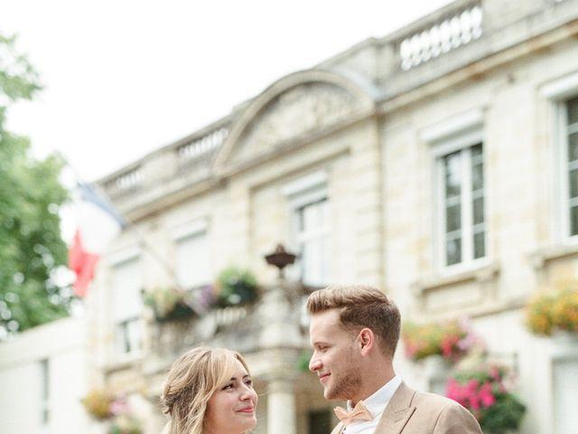 Le mariage de Maxime et Laure à Saint-Médard-d'Eyrans, Gironde 26