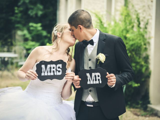 Le mariage de Mylène et Romain