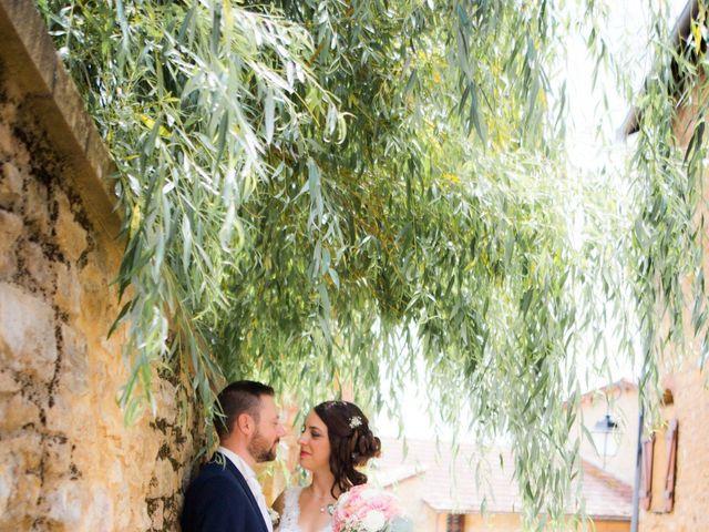 Le mariage de Anthony et Pauline à Savigny, Rhône 5