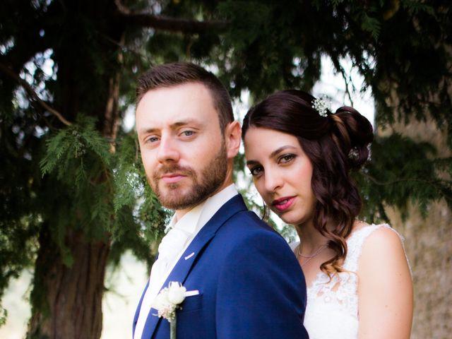Le mariage de Anthony et Pauline à Savigny, Rhône 8