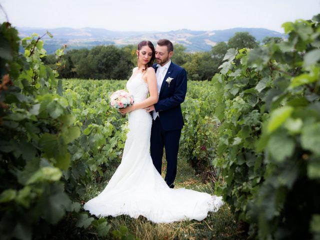 Le mariage de Anthony et Pauline à Savigny, Rhône 9