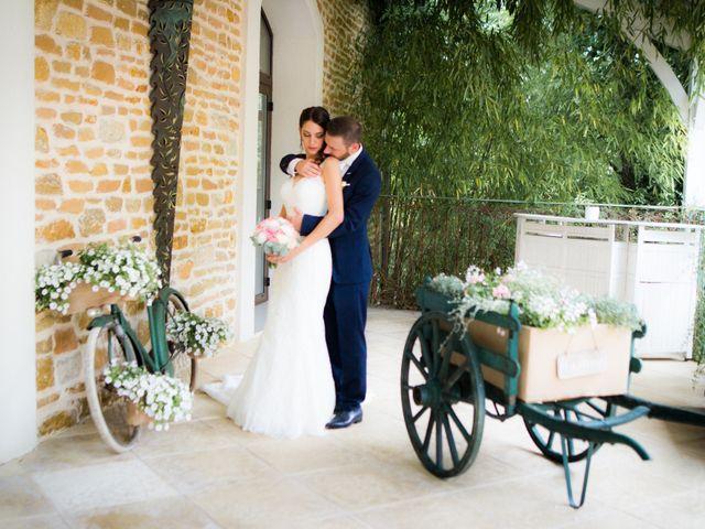 Le mariage de Anthony et Pauline à Savigny, Rhône 11