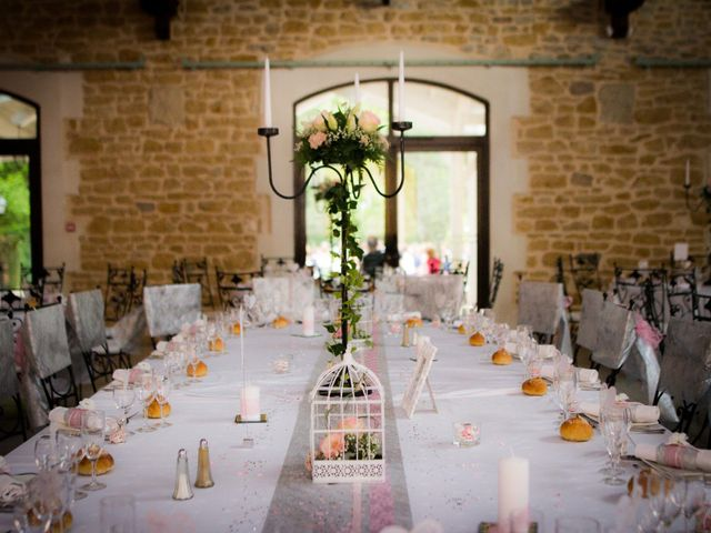 Le mariage de Anthony et Pauline à Savigny, Rhône 15
