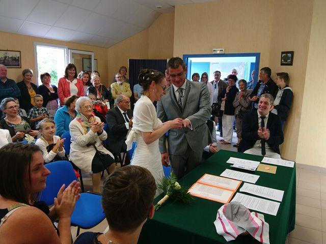 Le mariage de Roland  et Berenice à Picauville, Manche 3