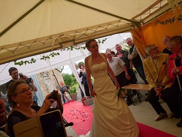 Le mariage de Roland  et Berenice à Picauville, Manche 4