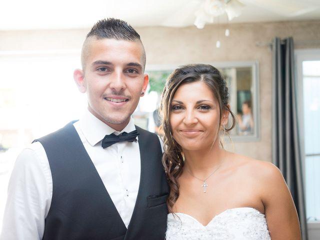 Le mariage de Philippe et Laura à Fayence, Var 5