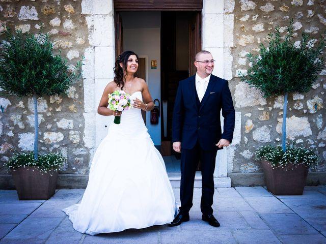 Le mariage de Philippe et Laura à Fayence, Var 6