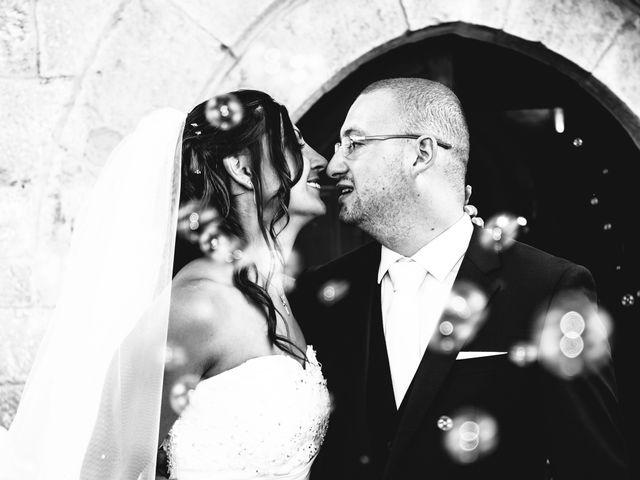 Le mariage de Philippe et Laura à Fayence, Var 8
