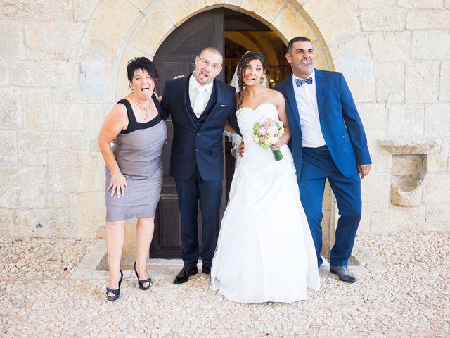 Le mariage de Philippe et Laura à Fayence, Var 10