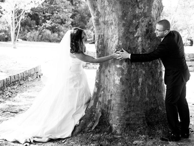 Le mariage de Philippe et Laura à Fayence, Var 11