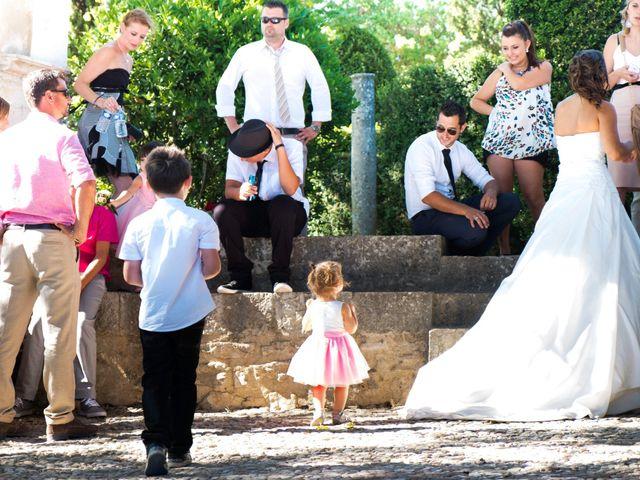 Le mariage de Philippe et Laura à Fayence, Var 17