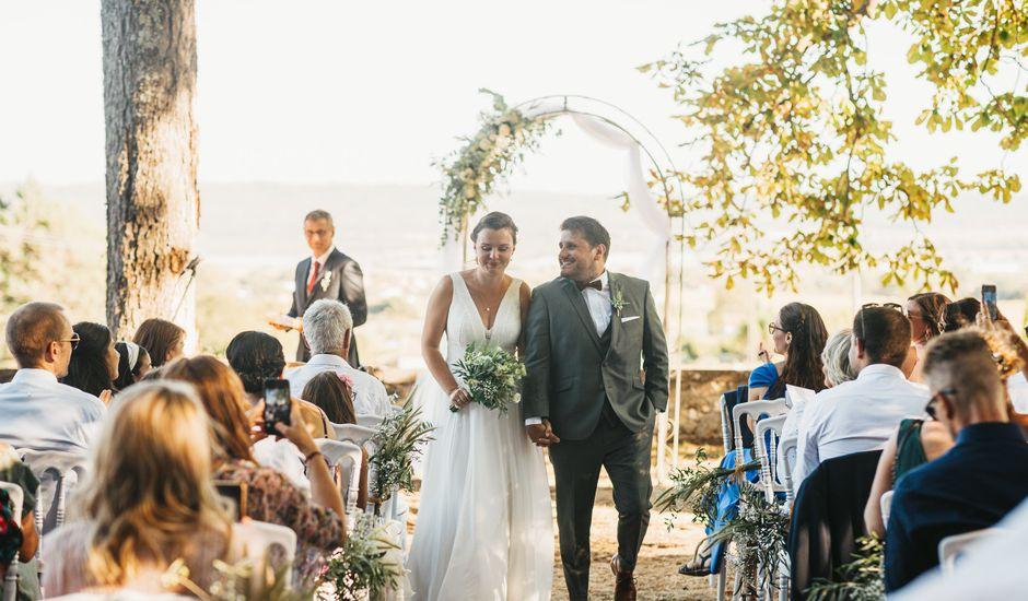 Le mariage de Cyprien et Laura à Manosque, Alpes-de-Haute-Provence