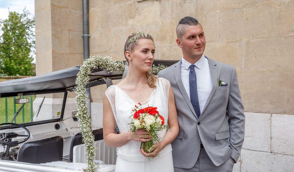 Le mariage de Youri et Marjory à La Côte-Saint-André, Isère