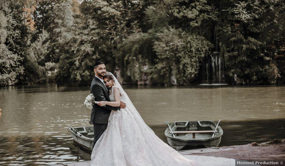 Le mariage de Liana et Hrant à Strasbourg, Bas Rhin