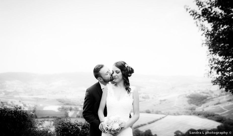 Le mariage de Anthony et Pauline à Savigny, Rhône