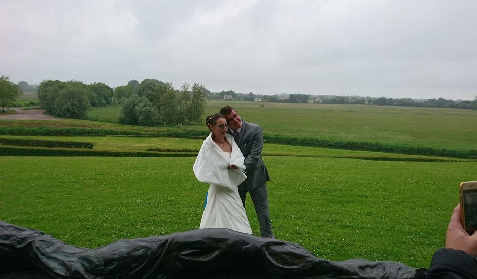 Le mariage de Roland  et Berenice à Picauville, Manche