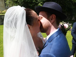 Le mariage de Julie et Julian