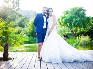 Le mariage de Asma et Alex