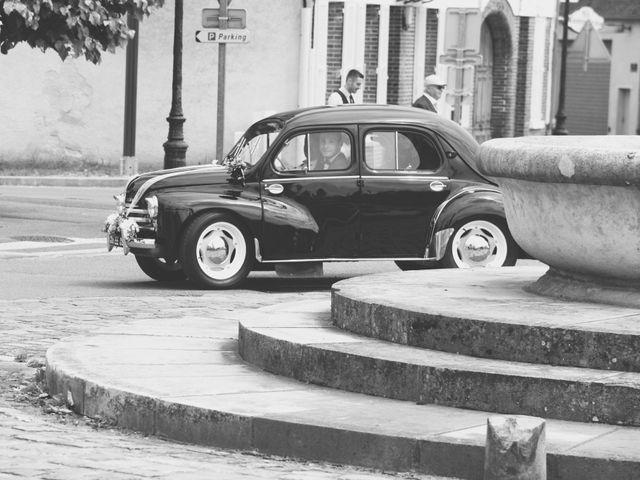 Le mariage de Corentin et Laurine à Bussy-en-Othe, Yonne 1