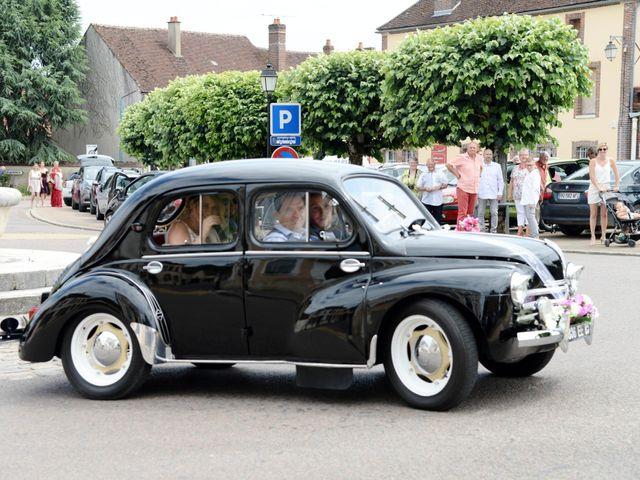 Le mariage de Corentin et Laurine à Bussy-en-Othe, Yonne 2