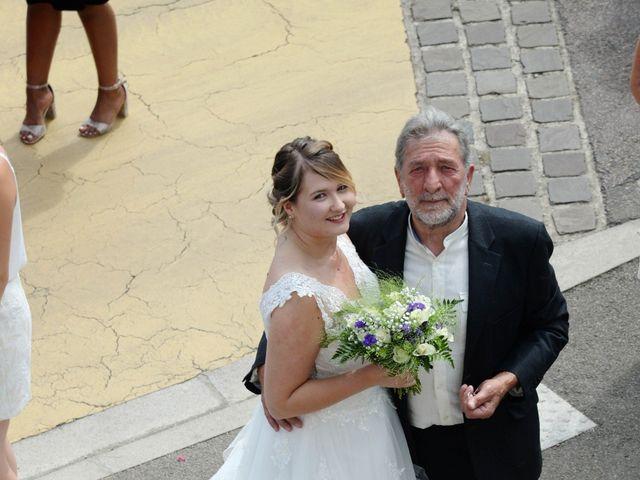 Le mariage de Corentin et Laurine à Bussy-en-Othe, Yonne 10