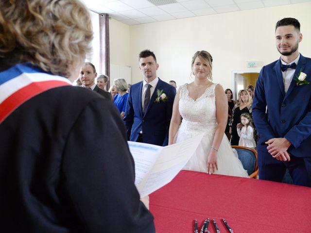 Le mariage de Corentin et Laurine à Bussy-en-Othe, Yonne 15