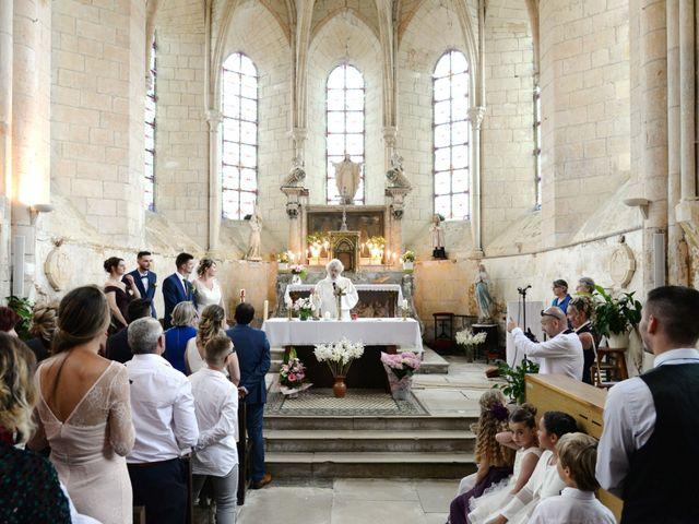 Le mariage de Corentin et Laurine à Bussy-en-Othe, Yonne 36