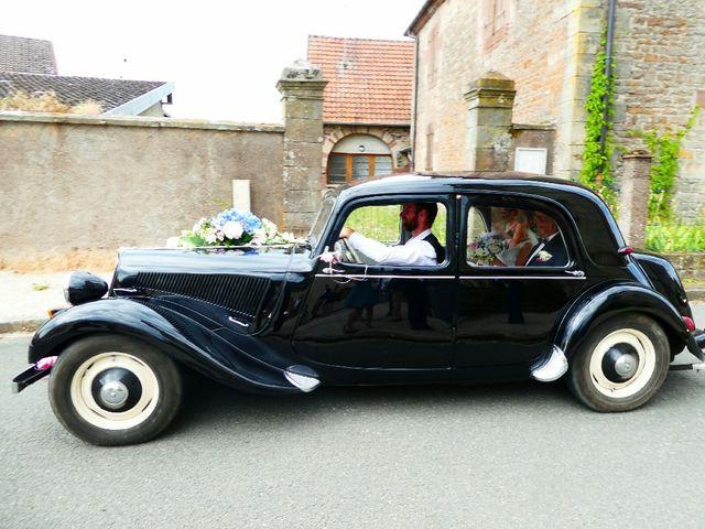 Le mariage de Quentin  et Anne-Sophie  à La Neuvelle-lès-Lure, Haute-Saône 17
