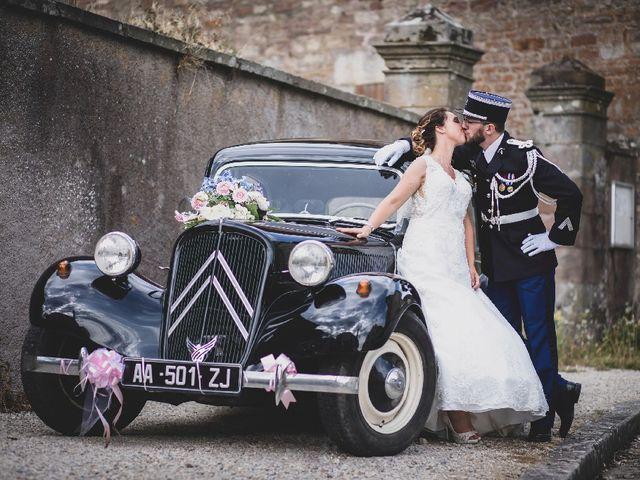 Le mariage de Quentin  et Anne-Sophie  à La Neuvelle-lès-Lure, Haute-Saône 2