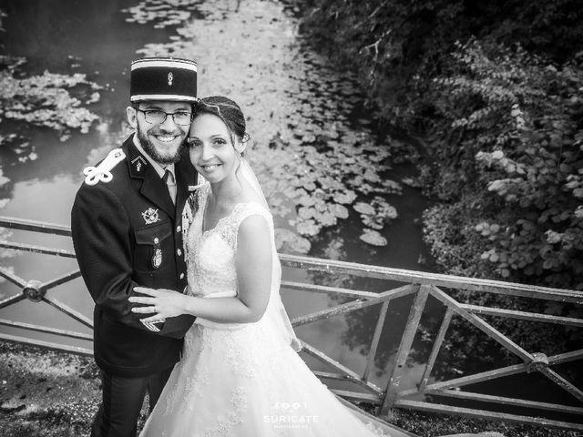 Le mariage de Quentin  et Anne-Sophie  à La Neuvelle-lès-Lure, Haute-Saône 46