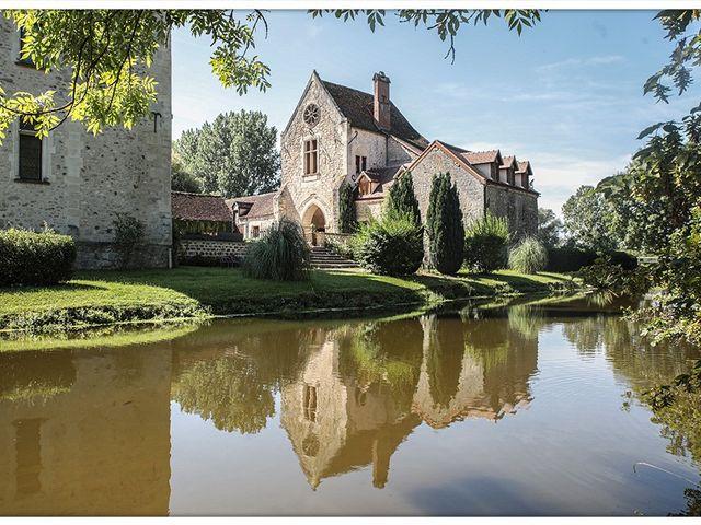 Le mariage de Pascal et Ombeline à Pontarmé, Oise 3