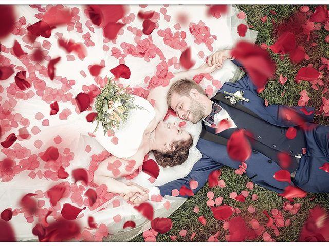 Le mariage de Ombeline et Pascal