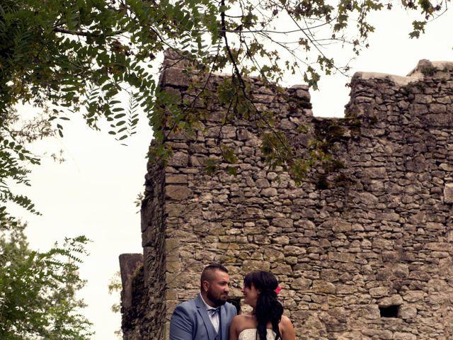 Le mariage de Thibaud et Sonia à Briord, Ain 3