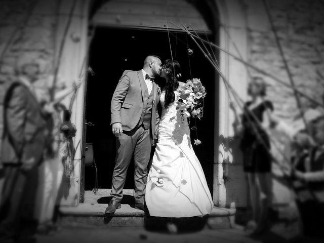 Le mariage de Thibaud et Sonia à Briord, Ain 1