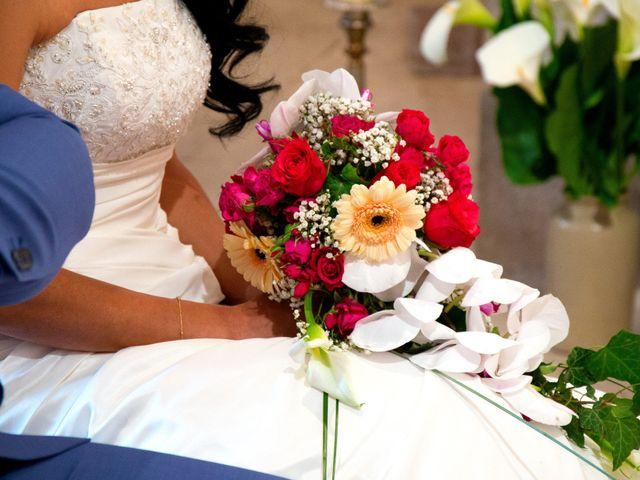Le mariage de Thibaud et Sonia à Briord, Ain 2