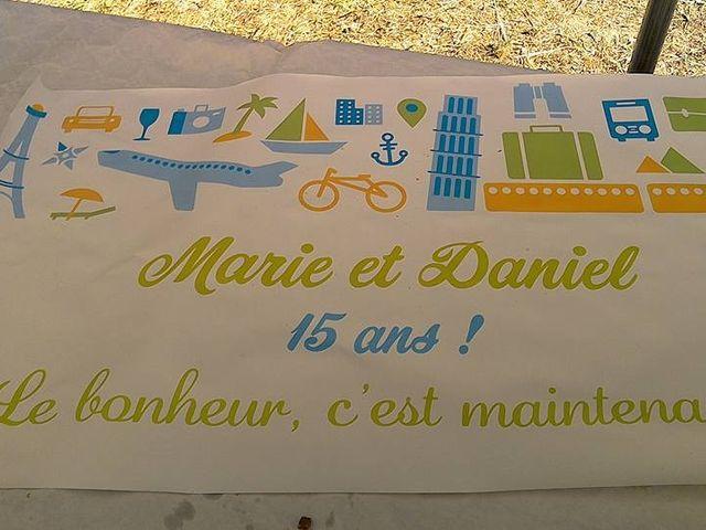 Le mariage de Daniel et Marie à Saint-Maime, Alpes-de-Haute-Provence 16